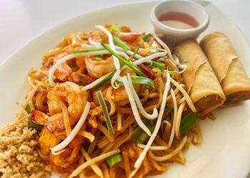 Dusita Thai Cuisine - Pad Thai